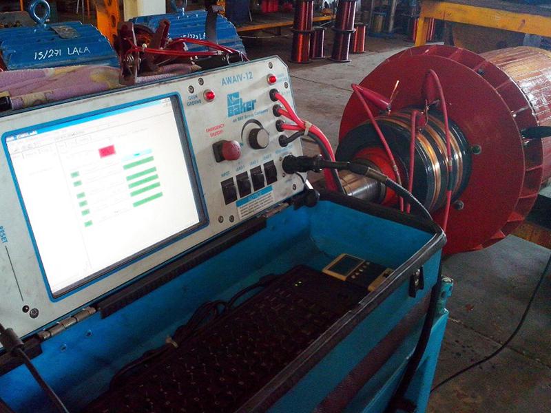 Análise de Motores Elétricos